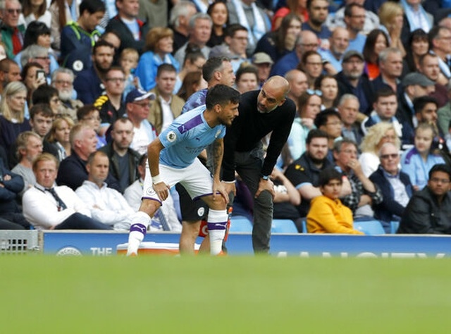 Man City 2-2 Tottenham: VAR lại gieo sầu cho Man City - 16