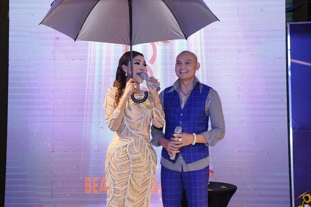 Người đẹp chuyển giới đầu tiên của Việt Nam – Cát Tuyền hội ngộ Lâm Khánh Chi, Cindy Thái Tài - 8