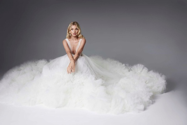 Siêu mẫu Elsa Hosk xinh đẹp như công chúa - 19