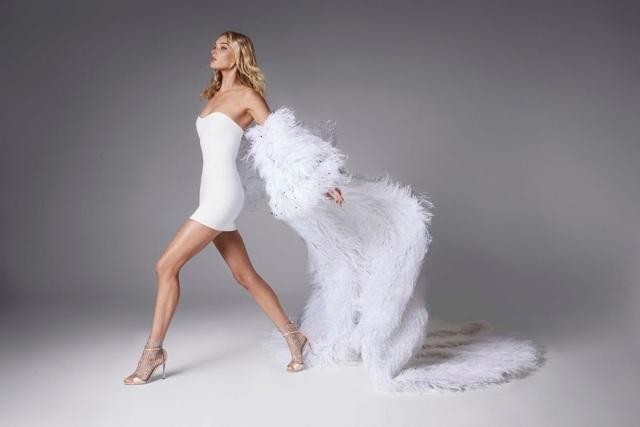 Siêu mẫu Elsa Hosk xinh đẹp như công chúa - 16