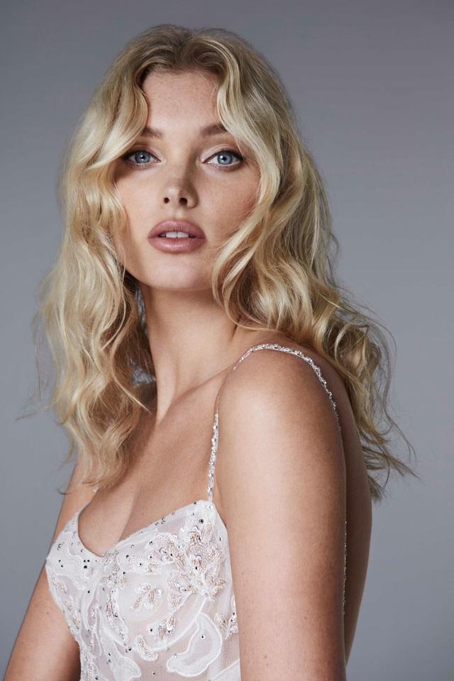 Siêu mẫu Elsa Hosk xinh đẹp như công chúa - 4