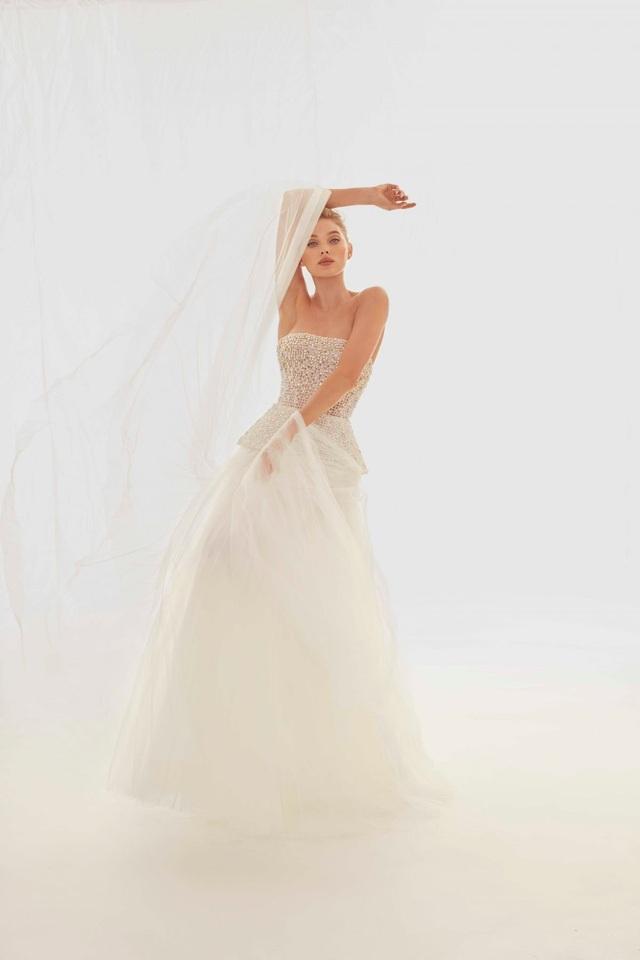Siêu mẫu Elsa Hosk xinh đẹp như công chúa - 15