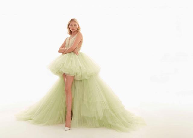 Siêu mẫu Elsa Hosk xinh đẹp như công chúa - 18