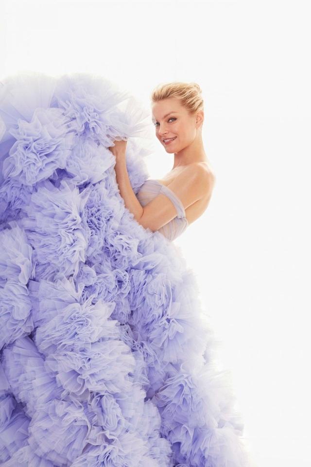 Siêu mẫu Elsa Hosk xinh đẹp như công chúa - 6