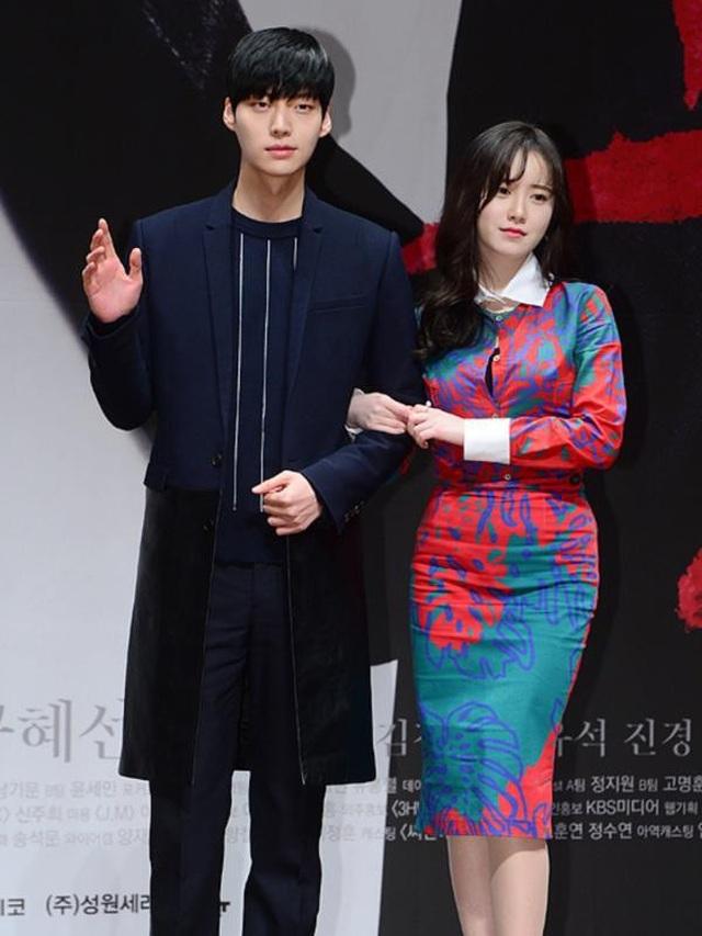 """""""Nàng Cỏ"""" Goo Hye Sun """"vạch mặt"""" chồng trẻ trong thông báo ly hôn gây sốc - 2"""