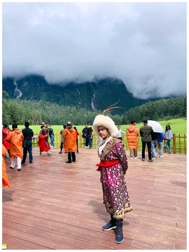Con nuôi NSND Hồng Vân thăm thành cổ Lệ Giang, chỉ điểm sống ảo nổi tiếng - 3