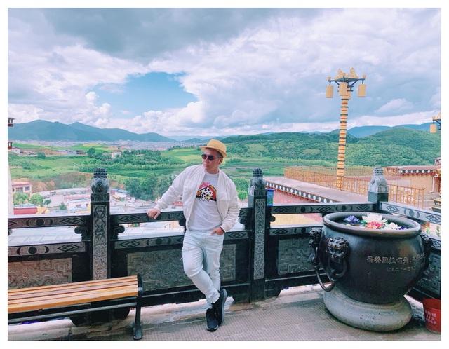 Con nuôi NSND Hồng Vân thăm thành cổ Lệ Giang, chỉ điểm sống ảo nổi tiếng - 5