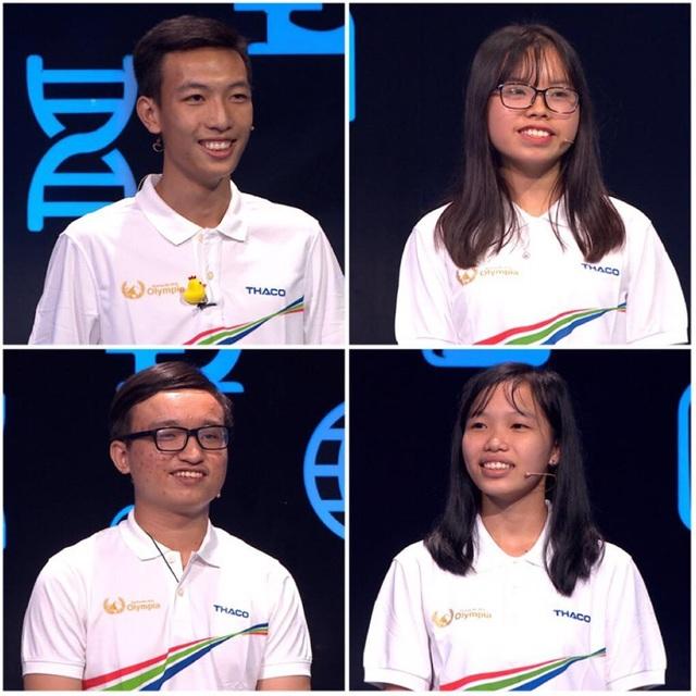 Cả 4 thí sinh không vượt qua được chướng ngại vật cuộc thi Tuần Olympia áp chót mùa 19 - 1