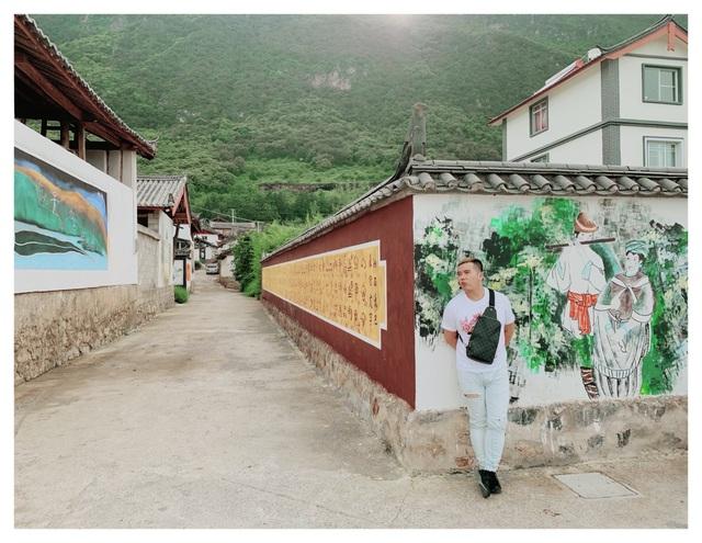 Con nuôi NSND Hồng Vân thăm thành cổ Lệ Giang, chỉ điểm sống ảo nổi tiếng - 16