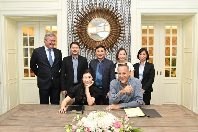 Alphanam Group và Bill Bensley: Sự kết hợp đáng chờ đợi - 1