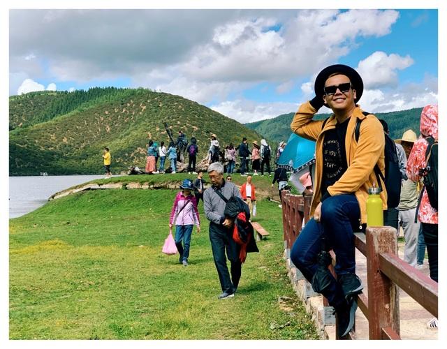 Con nuôi NSND Hồng Vân thăm thành cổ Lệ Giang, chỉ điểm sống ảo nổi tiếng - 18