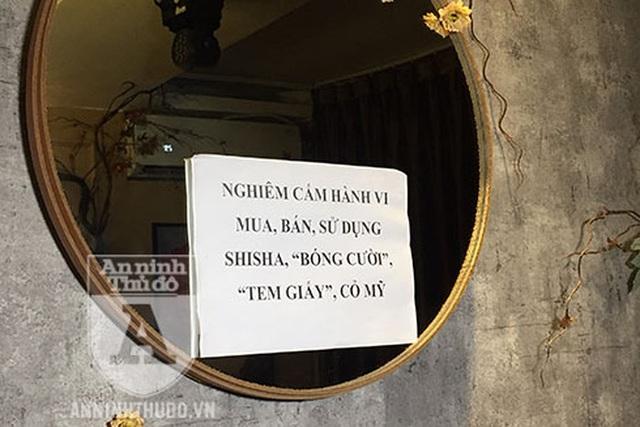 Treo thông báo cấm, Analog Coffe – Lounge lại công khai bán bóng cười cho cả học sinh - 4