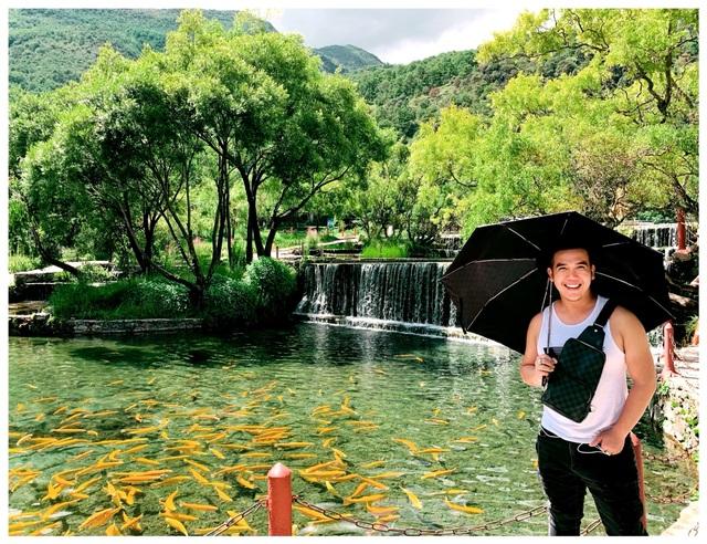 Con nuôi NSND Hồng Vân thăm thành cổ Lệ Giang, chỉ điểm sống ảo nổi tiếng - 8