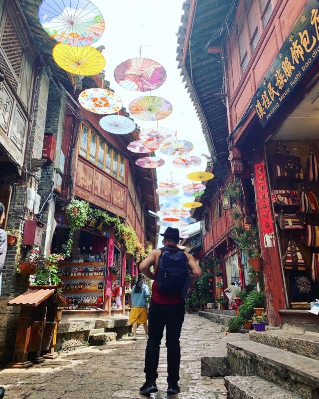 Con nuôi NSND Hồng Vân thăm thành cổ Lệ Giang, chỉ điểm sống ảo nổi tiếng - 7