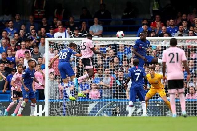 Chelsea 1-1 Leicester: Ndidi lập công chuộc tội - 10