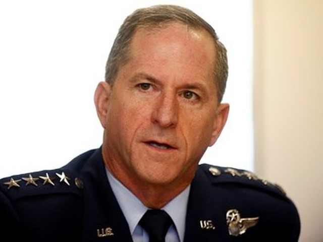 Không quân Mỹ cam kết duy trì hoạt động tuần tra trên Biển Đông - 1