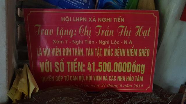 Nước mắt rơi đẫm trên giấy báo nhập học của nữ sinh nghèo xứ Nghệ - 10