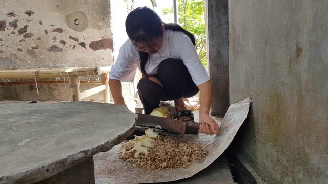 Nước mắt rơi đẫm trên giấy báo nhập học của nữ sinh nghèo xứ Nghệ - 3