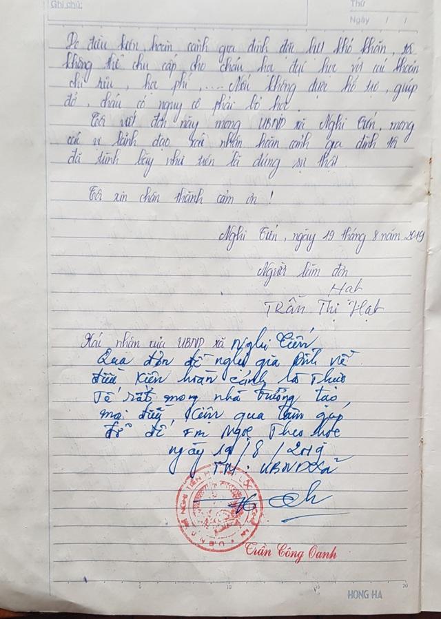 Nước mắt rơi đẫm trên giấy báo nhập học của nữ sinh nghèo xứ Nghệ - 15