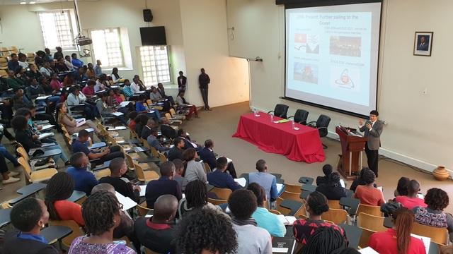 Đẩy mạnh xây dựng cầu nối thông tin đối ngoại Việt Nam - Mozambique - 2