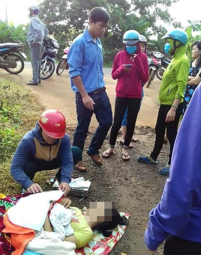 Sản phụ sắp sinh bị tài xế bỏ rơi bên đường, cháu bé tử vong - 2
