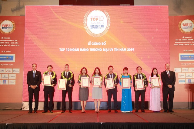 Vietcombank tiếp tục là ngân hàng uy tín nhất Việt Nam - 5