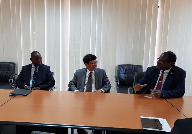 Đẩy mạnh xây dựng cầu nối thông tin đối ngoại Việt Nam - Mozambique - 3