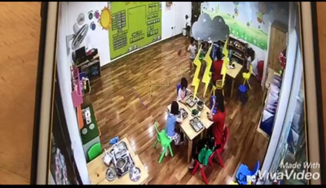 """Vụ cô giáo Hà Nội nhốt trẻ vào tủ vì không nghe lời: Cơ sở đang hoạt động """"chui"""" - 1"""
