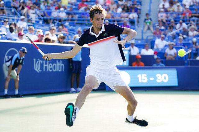 Sau khi loại Djokovic, Medvedev đã vô địch Cincinnati Masters - 2