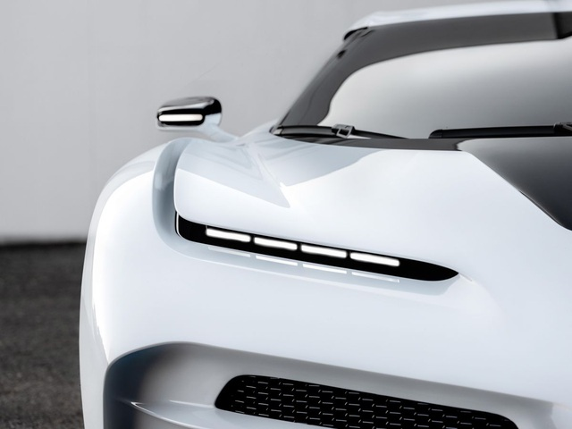 Bugatti Centodieci: 8 triệu Euro, động cơ W16, 1.600 mã lực và chỉ có 10 chiếc - 16