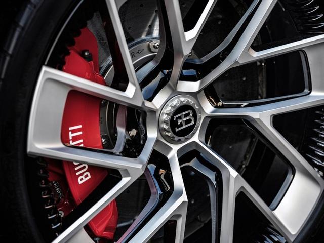 Bugatti Centodieci: 8 triệu Euro, động cơ W16, 1.600 mã lực và chỉ có 10 chiếc - 15