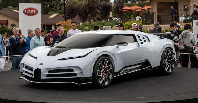 Bugatti Centodieci: 8 triệu Euro, động cơ W16, 1.600 mã lực và chỉ có 10 chiếc - 3