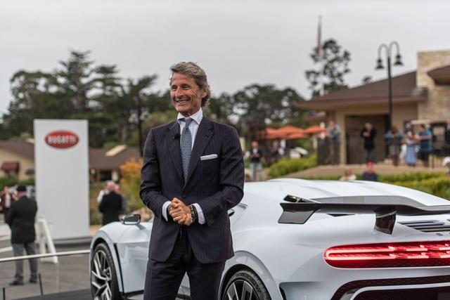 Bugatti Centodieci: 8 triệu Euro, động cơ W16, 1.600 mã lực và chỉ có 10 chiếc - 4
