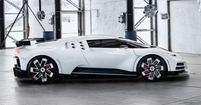 Bugatti Centodieci: 8 triệu Euro, động cơ W16, 1.600 mã lực và chỉ có 10 chiếc - 6