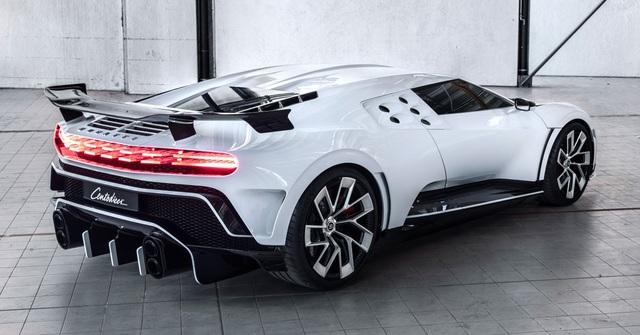Bugatti Centodieci: 8 triệu Euro, động cơ W16, 1.600 mã lực và chỉ có 10 chiếc - 10