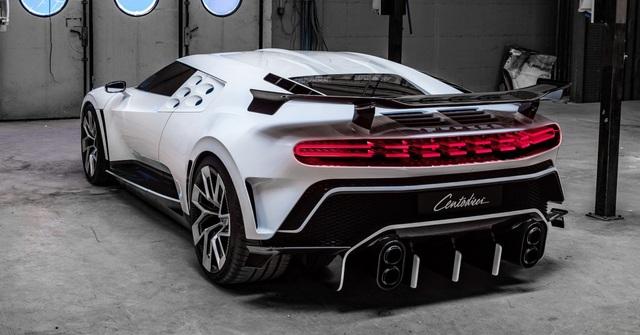 Bugatti Centodieci: 8 triệu Euro, động cơ W16, 1.600 mã lực và chỉ có 10 chiếc - 9