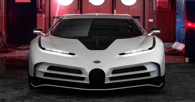 Bugatti Centodieci: 8 triệu Euro, động cơ W16, 1.600 mã lực và chỉ có 10 chiếc - 5