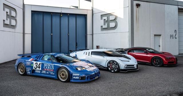 Bugatti Centodieci: 8 triệu Euro, động cơ W16, 1.600 mã lực và chỉ có 10 chiếc - 2