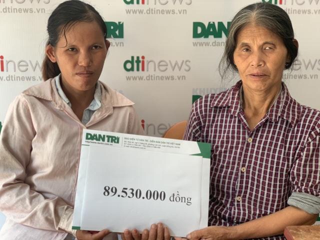 Cậu bé mồ côi cùng ông bà ngoại sống trong căn nhà sắp sập được bạn đọc giúp đỡ gần 90 triệu đồng - 4