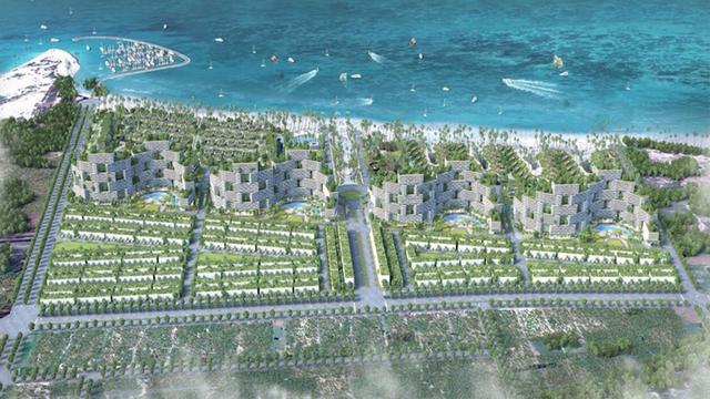 Các đại gia địa ốc khuấy động bất động sản du lịch nghỉ dưỡng Kê Gà - 2