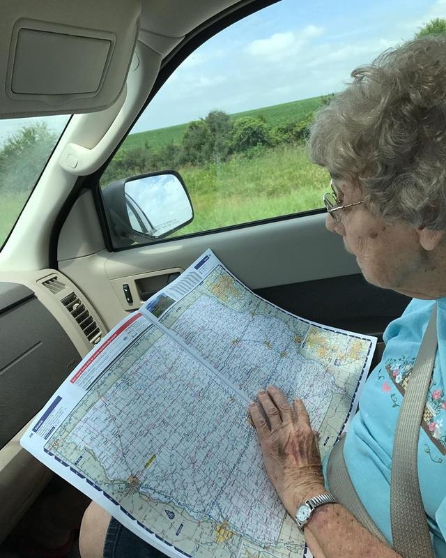 """Cụ bà 89 tuổi đi """"phượt"""" khắp nước Mỹ - 3"""