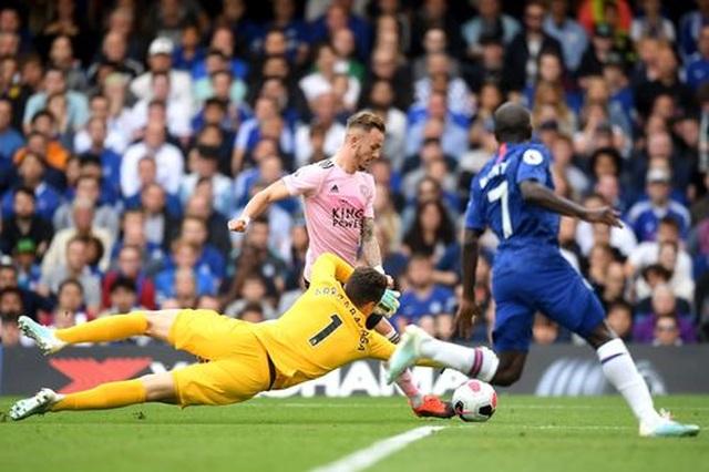 Chelsea ba trận liên tiếp không thắng: Trách nhiệm thuộc về Lampard - 1