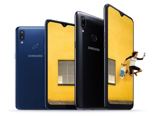 Samsung bán smartphone giá rẻ tích hợp camera kép, cảm biến vân tay tại Việt Nam - 1