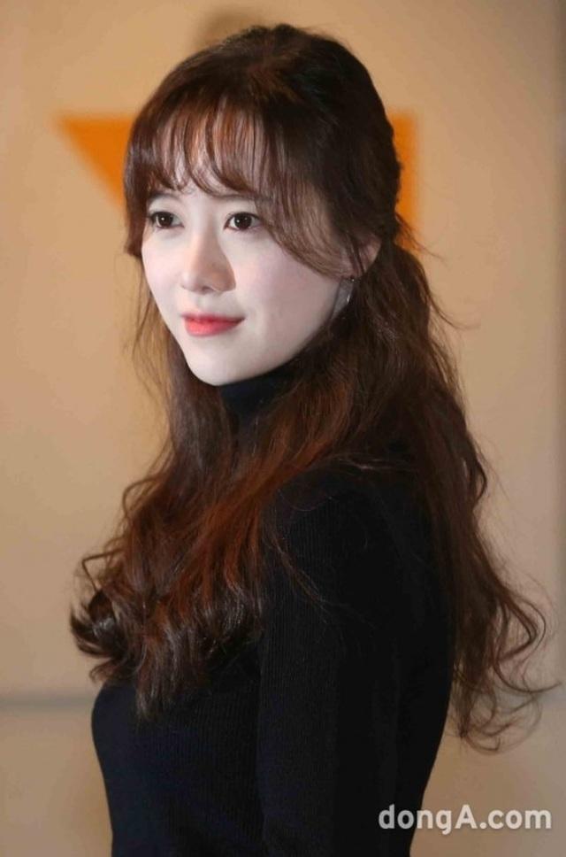 Goo Hye Sun được fan ủng hộ khi tiết lộ sự thật về chồng trẻ - 2