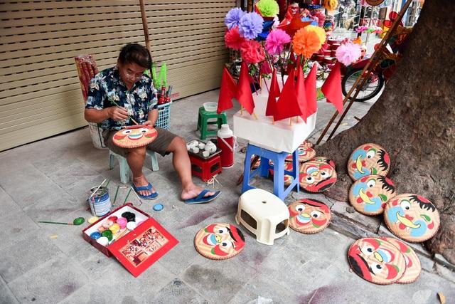 Đầu lân, trống gỗ thuần Việt hồi sinh, lấn át đồ chơi trung thu Trung Quốc - 10