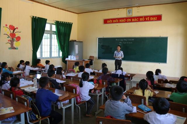 Thiếu giáo viên, nhiều nơi không dám gọi hết trẻ đến trường - 2