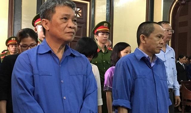 """""""Bộ sậu"""" ngân hàng Đại Tín được miễn truy cứu trách nhiệm hình sự - 2"""