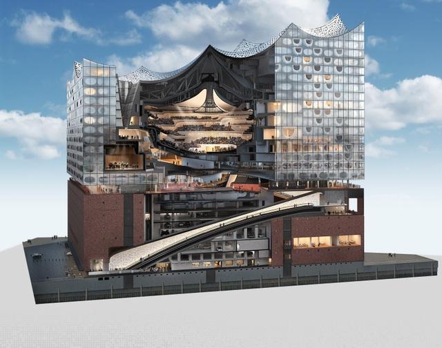 Những công trình định nghĩa lại kiến trúc thế giới trong nửa thập kỷ qua (P1) - 5