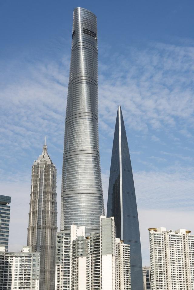 Những công trình định nghĩa lại kiến trúc thế giới trong nửa thập kỷ qua (P1) - 1