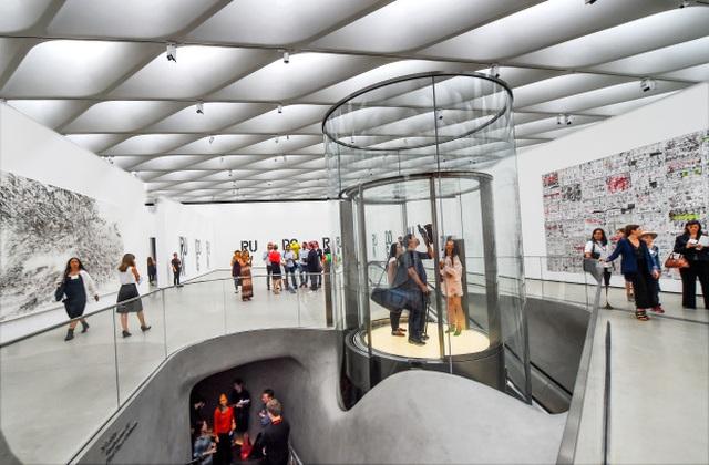 Những công trình định nghĩa lại kiến trúc thế giới trong nửa thập kỷ qua (P1) - 3